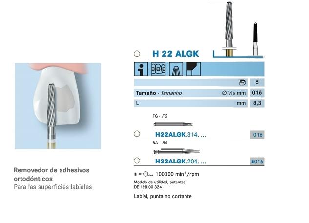 H22 ALGK